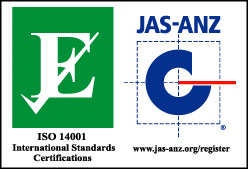 ISO 14001 International Standards Certifications - JAS-ANZ
