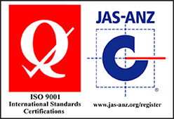 ISO 9001 International Standards Certifications - JAS-ANZ